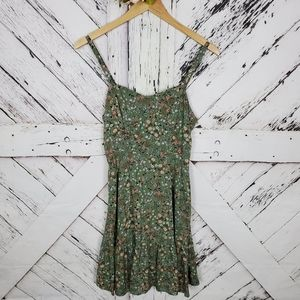 Old Navy Floral Strappy Tank Dress S